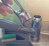 水道修理 水漏れは水栓