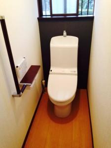 トイレ新品 取り替え